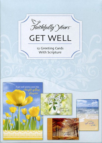 Scripture get well cards