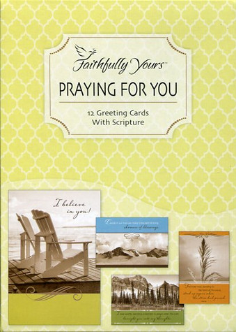 Faithfully Yours boxed cards