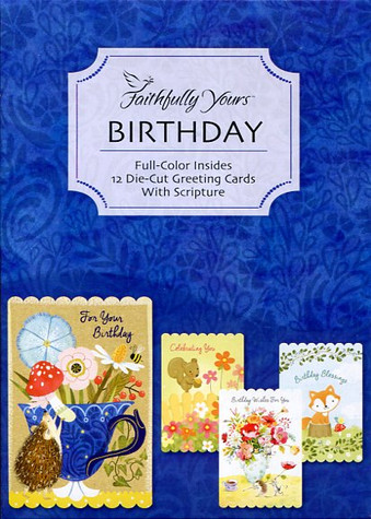 child religious birthday cards