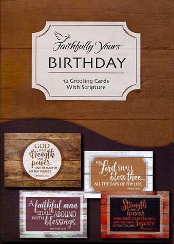 Man birthday cards