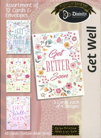 religious get well cards