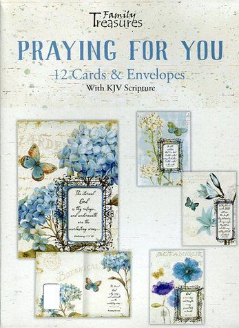 Praying for You Greeting Cards