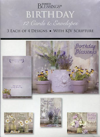Christian birthday cards for women