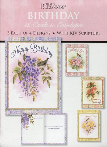 boxed Christian cards