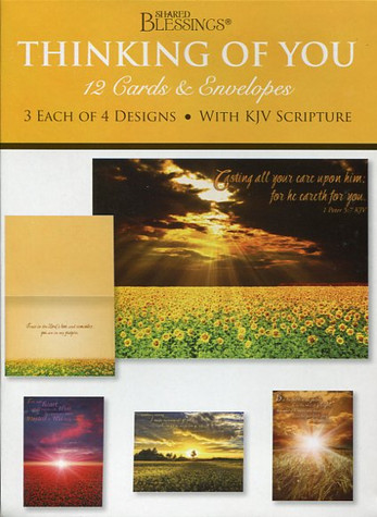 Christian Thinking of You Cards