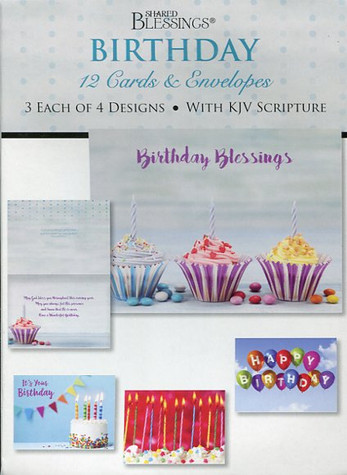 Christian happy birthday cards