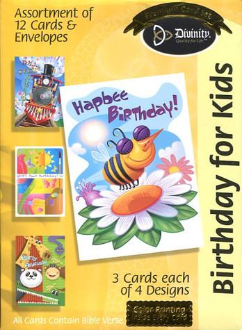 kid's birthday cards