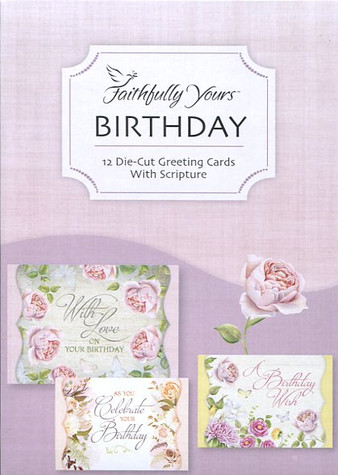 boxed religious birthday cards