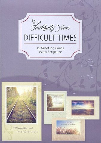 greeting cards for difficult times