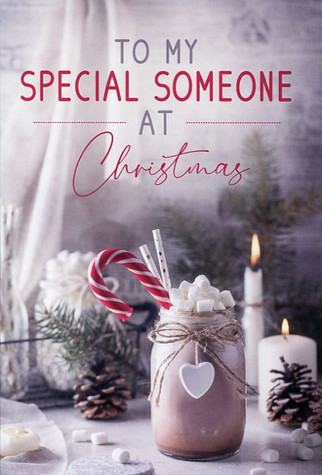 Special someone Christmas card