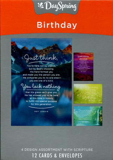 Day Spring Birthday Cards