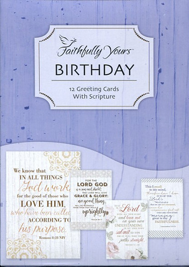 Christian Birthday Cards For Men From Jo Nas Gifts By Mail