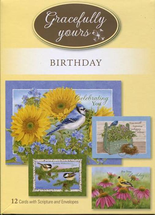 God's Serenity birthday cards