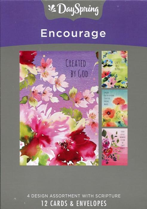 Christian Encouragement Cards