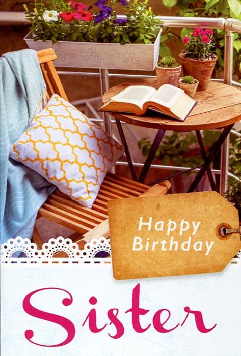 Birthday - Sister #179