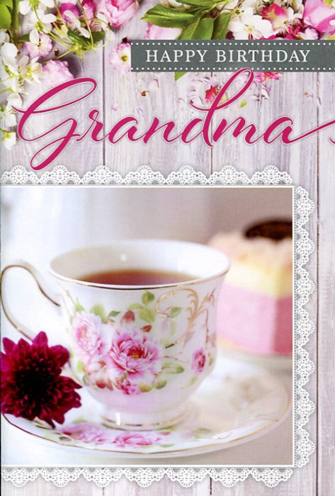 Birthday - Grandmother #192