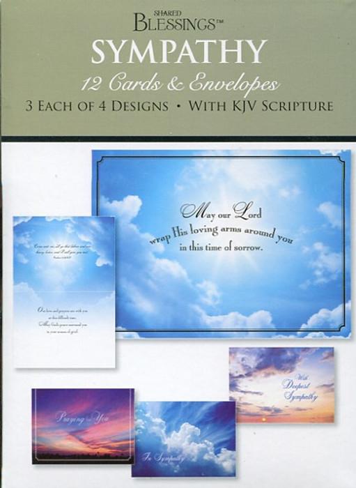 Christian sympathy cards