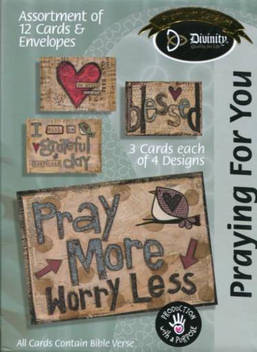 Pray More, Worry Less