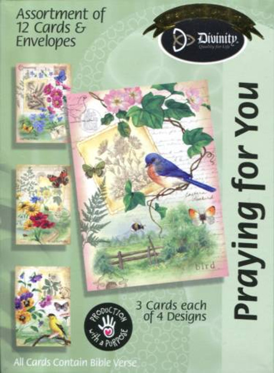 Country Wanderings - Praying for You Cards