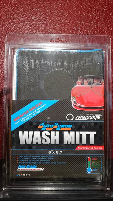Auto Scrub Fine Grade Clay Wash Mitt