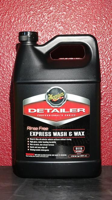 Express Wash & Wax