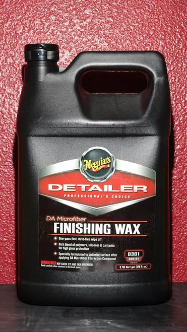 DA Micro Finishing Wax