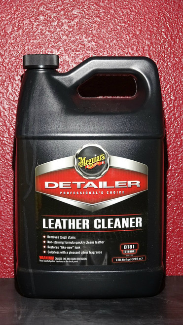 Meguiars Leather Cleaner