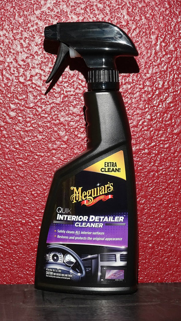 Quik Interior Detailer Cleaner