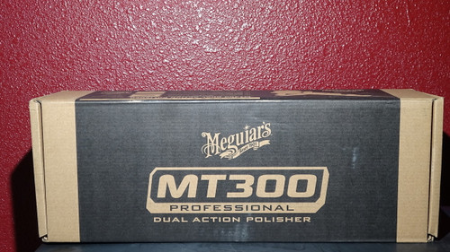 Meguiars MT300 Dual Action Orbital Polisher