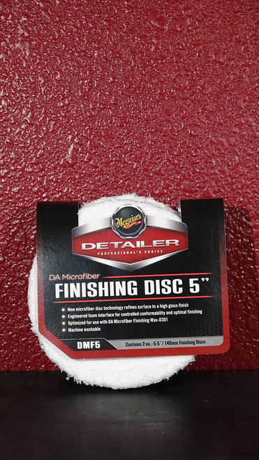 DA Microfiber Finishing Disc 5""