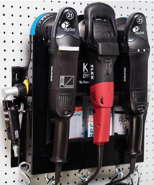 Multi Tool Holder Polishing Rack