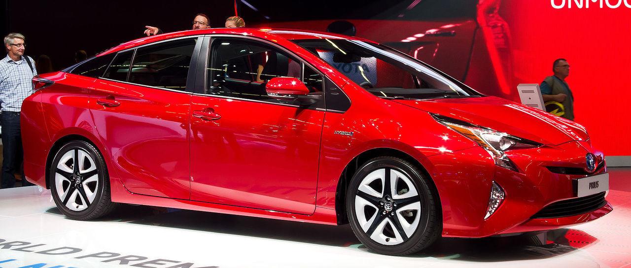 Toyota Prius 4 2016+