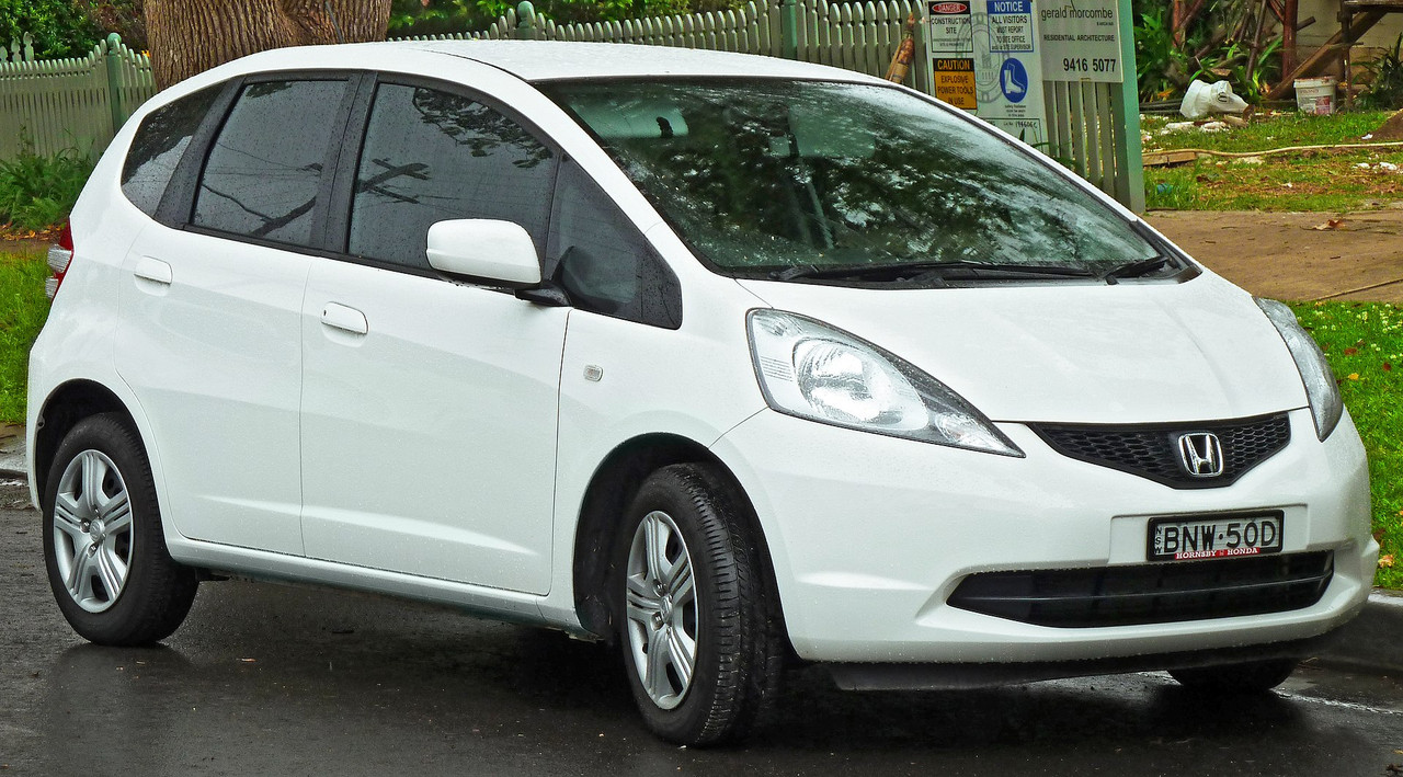 Honda Fit (2nd Generation)