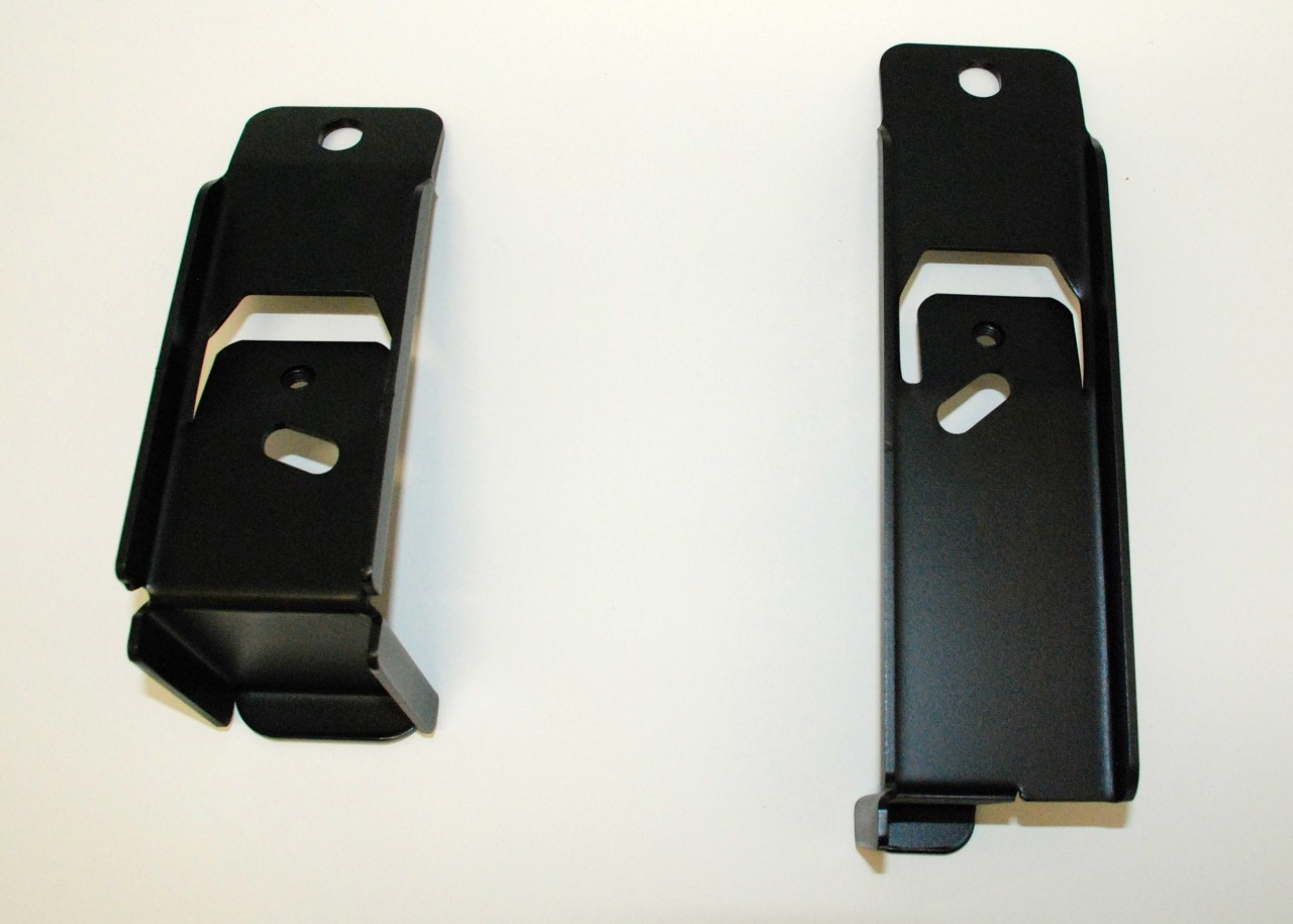 Toyota Corolla Matrix Brackets Front Close Up