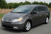 Honda Odyssey Extender Brackets