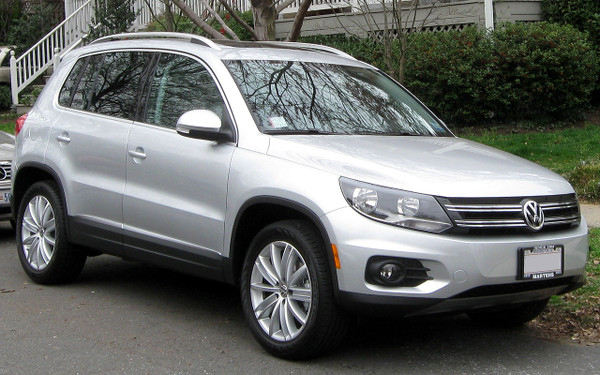 Volkswagen Tiguan (2007-2015)  ExtendMySeat