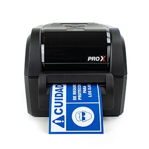 LabelTac Pro X - Spanish Notice Label