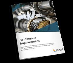 Continuous Improvement E-Book