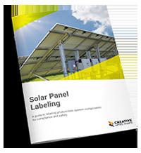 Solar Panel Labeling E-Book