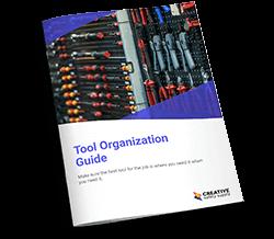 Tool Organization E-Book