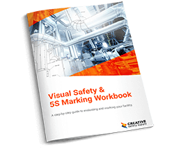 Visual Safety and 5S Marking Workbook