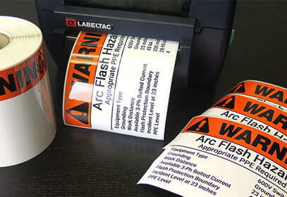 Arc Flash Label Requirements Article