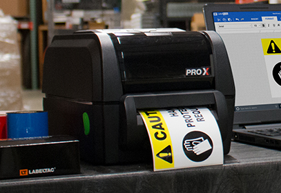 What is a thermal printer?