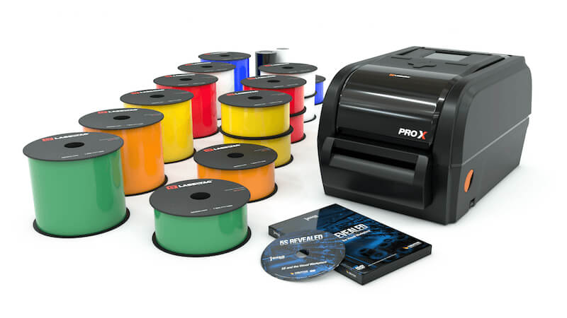 LabelTac Pro X - 5S Printer Bundle