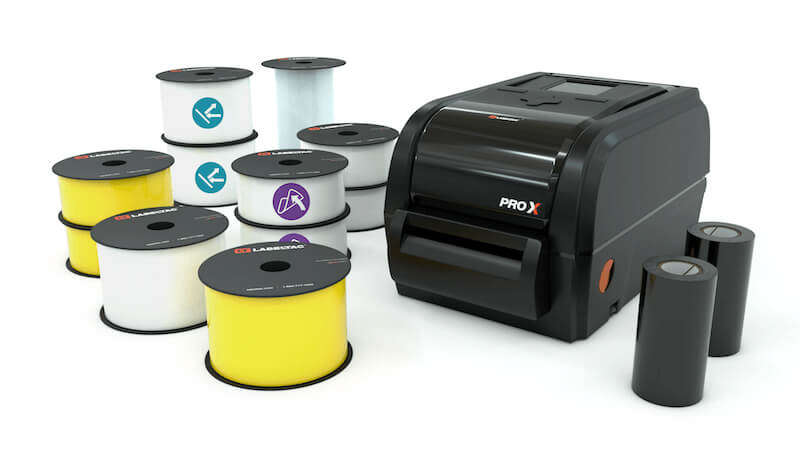 LabelTac Pro X - Barcode Printer Bundle