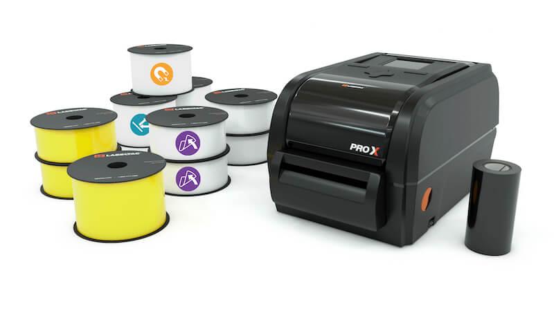 LabelTac Pro X Rack Labeling Printer Bundle