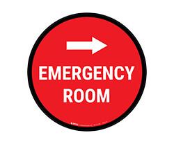 Hospital Floor Signs