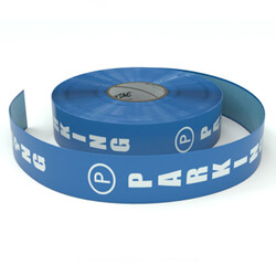 SafetyTac® Inline Printed Tape
