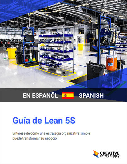 Lean 5S Spanish Guide