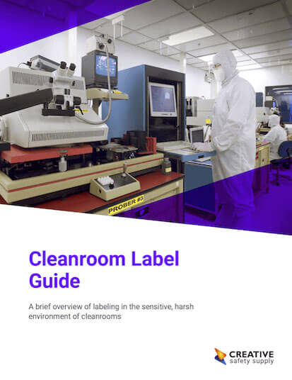 Free Cleanroom Labeling Guide
